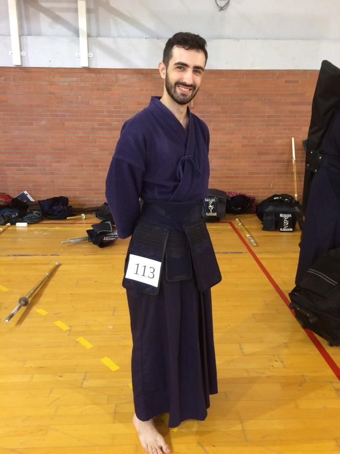 Julien 1er dan Musashi