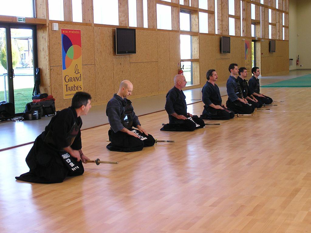 Tout sur le kendo usc musashi kendo - Bureau de poste colomiers ...